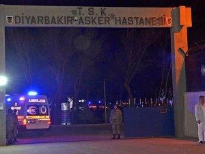 Diyarbakır'da jandarma karakoluna bombalı saldırı: 3 şehit