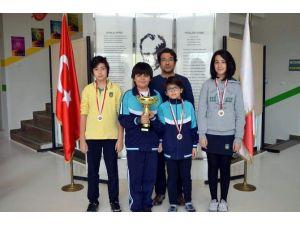 Başak Koleji Satranç Takımı Şampiyon Oldu
