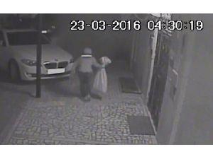 Fındık-fıstık Hırsızı Aynı Kıyafeti Giyince Yakayı Ele Verdi