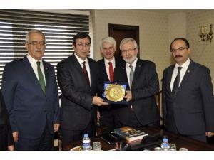 Kalkınma Bakanı'ndan Uludağ Üniversitesi'ne destek
