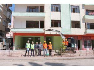 Kumluca'da Kentsel Dönüşüm Çalışmaları Hız Kazandı