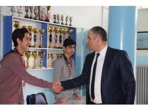 Kırklareli İl Milli Eğitim Müdürü Aşım'ın Okul Ziyaretleri