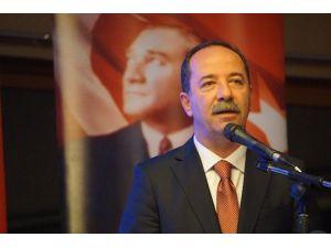 Başkan Gürkan, Balkan Şehitlerini Andı