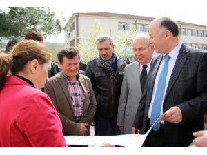 Bartın Valisi Azizoğlu'ndan İnceleme Gezisi