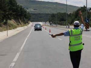 Çanakkale'de Trafik Denetimleri
