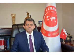 """Öz Finans İş Sendikası Genel Başkanı Eroğlu: """"Terör Locaları Halkbank'ı Karalamak İstiyor"""""""