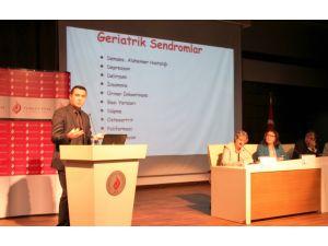 Turgut Özal Üniversitesi'nden 'yaşlılık' sempozyumu