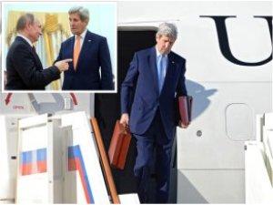 Kerry'nin Elindeki Çantayı Gören Putin: Bana Para mı Getirdin?