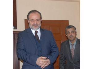 Diyanet İşleri Başkanı Mehmet Görmez Diyarbakır'da
