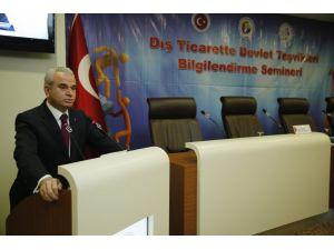 ETO Başkanı Güler: İhracat destek mevzuatının değişmesi lazım