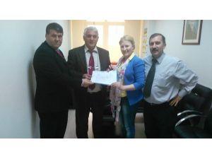 Edirne'de Yerel Basın Birliği Derneği Kuruldu