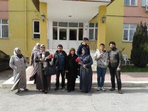 AK Parti'den Yaşlılara Ziyaret