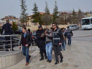 Karaman'da Uyuşturucu Ticaretine 4 Tutuklama
