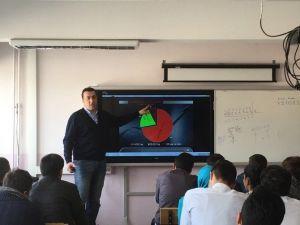 Turhal'da Lise Öğrencilerine Terör Semineri