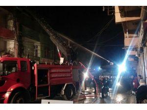 Nusaybin'deki Yangın 12 Saatte Söndürülebildi