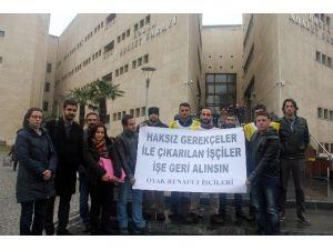 İşten Çıkarılan Renault İşçilerinin Hukuk Mücadelesi