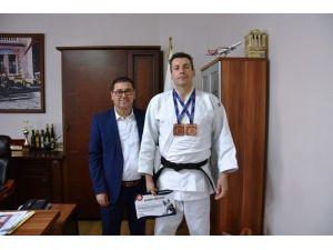 Milaslı Judocu Ödülle Döndü