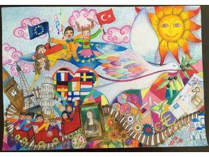 Denizli'de, 'Bana AB'yi Anlat' yarışmaları sonuçlandı