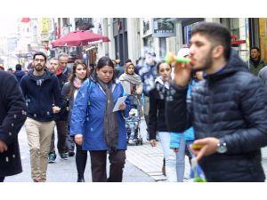 İstiklal'de hayat normale dönüyor