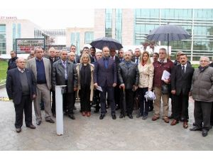 CHP'den Cumhurbaşkanı Ve Başbakan Hakkında Suç Duyurusu