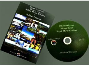 Ardahan Türküleri Kitap Ve CD'si Çıktı