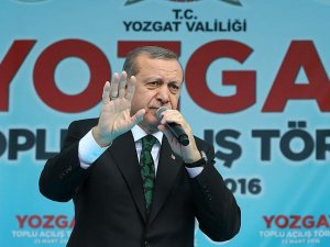 Cumhurbaşkanı Erdoğan: Pensilvanya'dan beddualar sallıyor. Hangisi tutuyor? Tutmaz