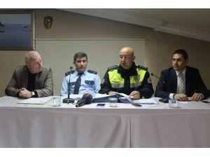 Şöförlere D4 Bilgilendirme Toplantısı Yapıldı