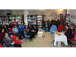 'Oku-yorum' İkinci Kütüphane Buluşması Düzenlendi