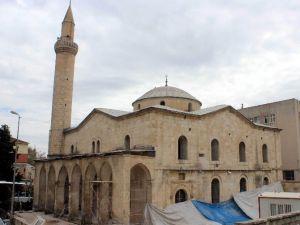 Ulu Cami Restorasyonu Devam Ediyor