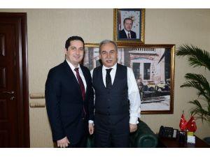 Birlik Vakfı Yöneticilerinden Vali Büyük'e Ziyaret