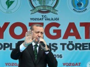 Cumhurbaşkanı Erdoğan: 300 Şehit Verdik, Teröristlerin Kaybı En Az 10 Katı