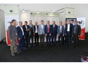 Başkan Subaşıoğlu'dan Mermercilere Ziyaret