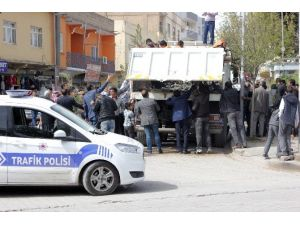 Ceylanpınar Belediyesi Ücretiz Fidan Dağıttı
