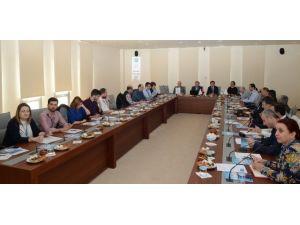 """ESOGÜ'de """"Bilişimde İşbirliği"""" Toplantısı Düzenlendi"""
