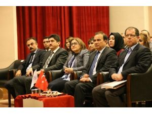 Şahir Prof. Dr. Genç, Gazianteplilere Başarıyı Anlattı