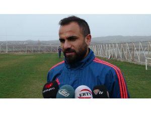 Alima Yeni Malatyaspor'da Erkan Sekman'dan 'Potaya Yaklaştık' Uyarısı