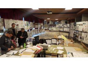 Çaycuma Spor Merkezi Proje Yarışmasına Büyük İlgi