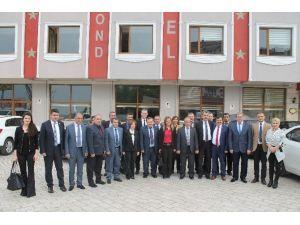 SGK 2016 Yılı İl Müdürleri Koordinasyon Toplantısı Yapıldı