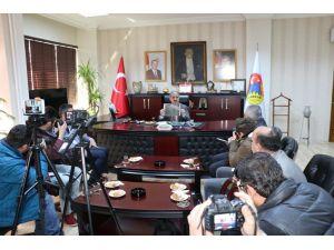 Başkan Dinç: Türkiye'nin ciğeri 'Çankırı' oldu
