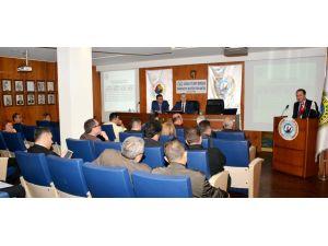 Adana Ticaret Borsası'nda narenciye sektör toplantısı