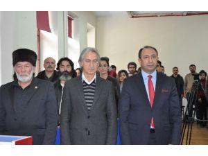 Halk Ozanı Murat Çobanoğlu Vefatının 11. Yılında Kafkas Üniversitesi'nde Anıldı