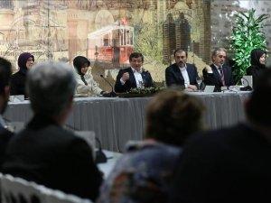 'Dost Meclisi' Dolmabahçe'de toplandı