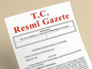 Bazı bakanlıklara ilişkin atama kararları Resmi Gazete'de