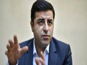 Demirtaş: Vize Kalkarsa Kürtler AB'ye Akın Eder