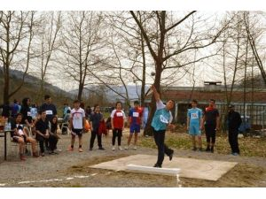 Barın'da Atletizm Müsabakaları Sona Erdi