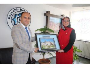 Cumhurbaşkanı Başdanışmanlarından Beyşehir Belediyesi'ne Ziyaret