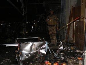 Irak'ta stadyumdaki intihar saldırısında ölü sayısı 32'ye yükseldi