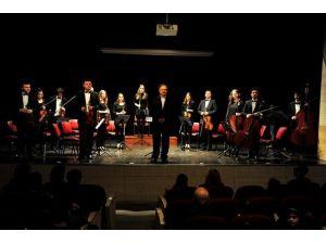 Trakya Oda Orkestrası'ndan Vivaldi Gecesi