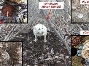 Bitlis'te amonyum nitratla güçlendirilmiş patlayıcı ele geçirildi