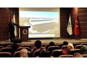 Pursaklar Belediye Başkanı Çetin, İlçeye Yeni Atanan Öğretmenlerle Biraraya Geldi